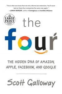 Libro Four de Scott Galloway